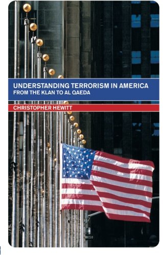 Understanding Terrorism in America from the Klan to Al Qaeda (Extremism and Democracy)