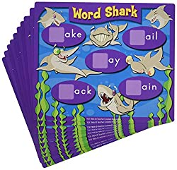 Word Shark: Word Chunk Game
