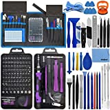 oGoDeal 155 in 1 Professional Electronic Repair Tool Kit for Computer, Eyeglasses, iPhone, Laptop, PC,...