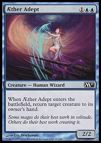 Magic: the Gathering - Aether Adept - Magic 2011