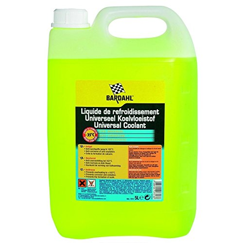 BARDAHL Liquide de refroidissement universel -35degre - 5L