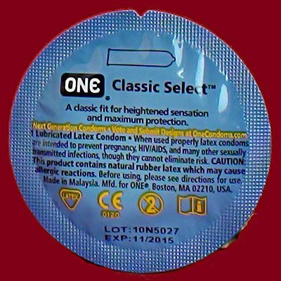 Classic Select ONE Condoms 24 Pack by Unknown