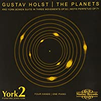 Planets: Four Hands One Pian
