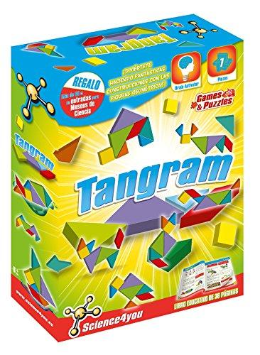 Science4you Tangram - Juguete cientfico y educativo