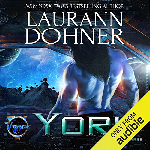 York audiobook cover art