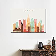 Paintsh Decorative Paintings Household Dining Room Dining Room Frameless Sofa Walls Bedroom Wall Painting Eiffel Tower Eif...