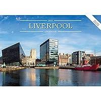 Liverpool A5 Calendar 2021 (A5 Regional)