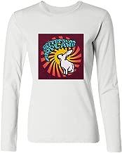 SAMMA Women's Jefferson Airplane Long Sleeve T Shirt