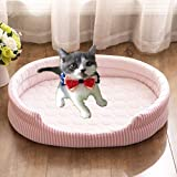 IANSISI Pet beds, Ice Silk Dog mattresses, Cool Summer Ice Pads for Pets, Cold...