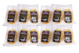 Charter Reserve Colby Jack Cheese Slices, 7 Oz each (Pack of 12)