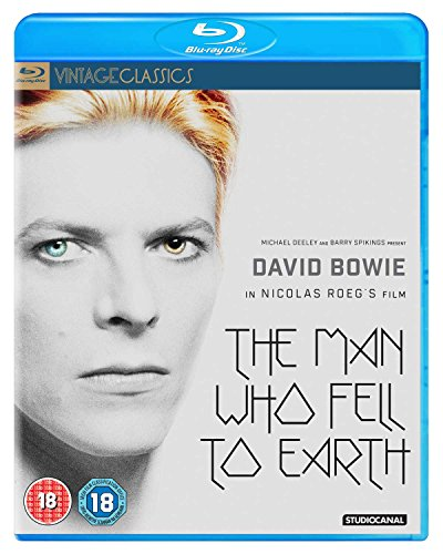 The Man Who Fell To Earth (40th Anniversary) [Blu-ray] UK-Import, Sprache-Englisch