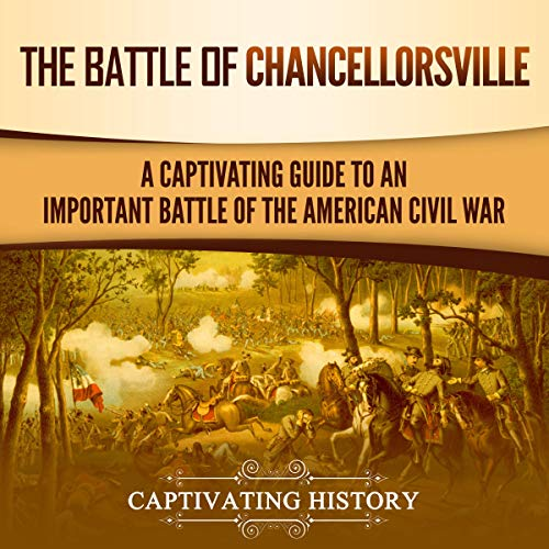The Battle of Chancellorsville cover art