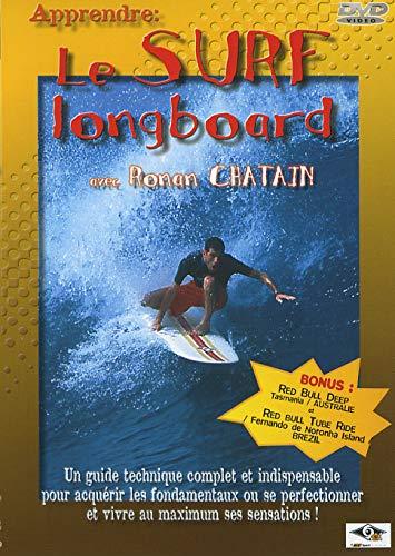 Apprendre : le surf longboard [Francia] [DVD]