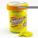 BerkleyPowerbait Natural Scent Trout Bait Glitter Corn Glitter