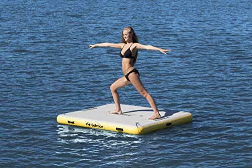 Solstice by Swimline Inflatable Floating Dock
