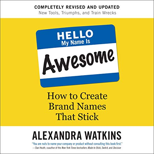 Hello My Name Is Awesome cover art