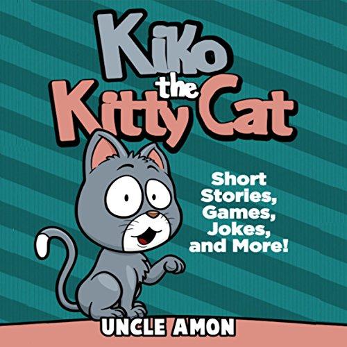 Kiko the Kitty Cat audiobook cover art