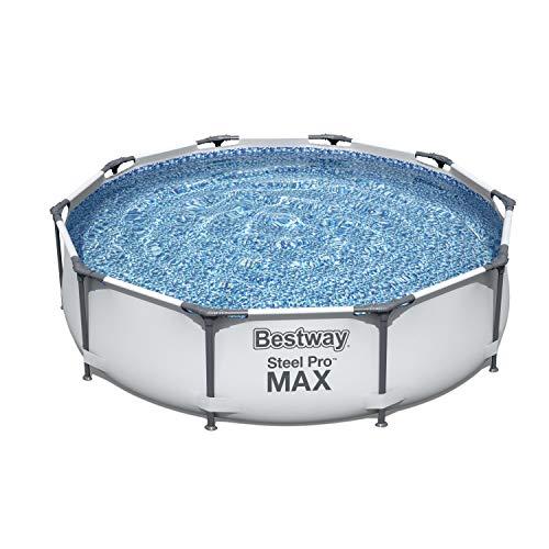 Steel Pro Max Frame Pool, rund, ohne Pumpe 305 x 76 cm