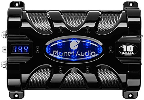 Planet Audio PC10F 10 Farad Car...
