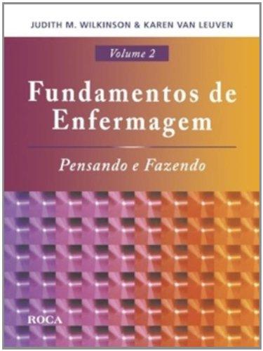 Fundamentos De Enfermagem Obra Completa - 2 Volumes