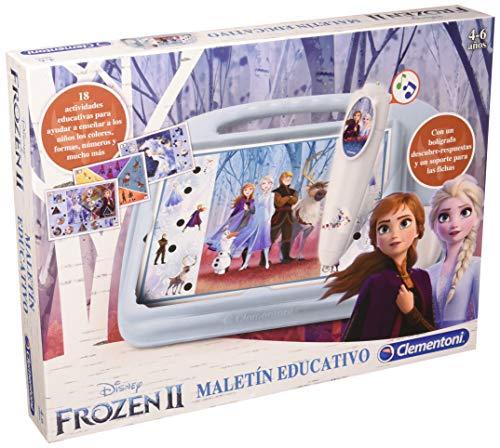 Clementoni - Maletín Educativo Frozen 2 (55329)