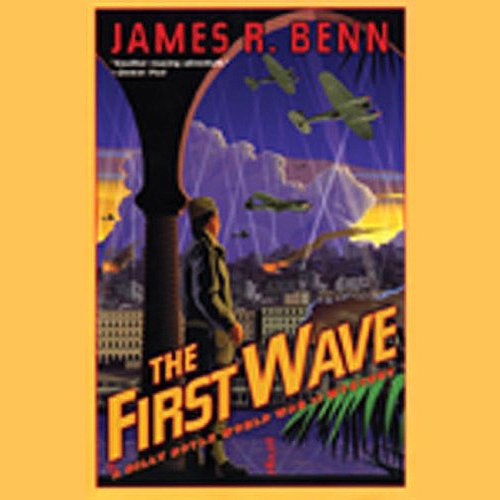 The First Wave cover art
