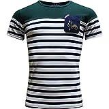Religion Rugby - T-Shirt Marinière Une Bouteille à la Mer - S