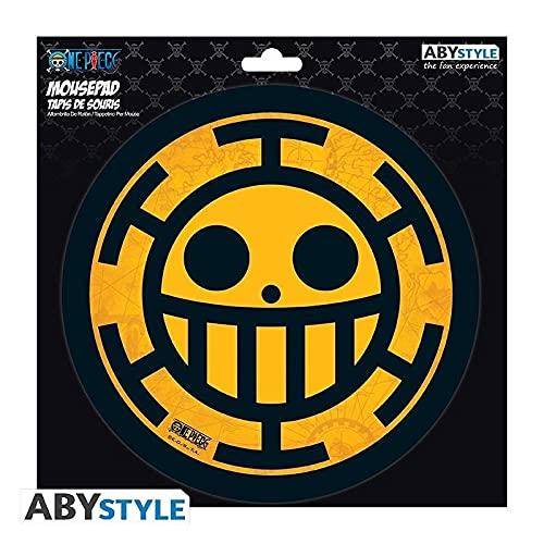 ABYstyle - One Piece - Tapis de Souris Souple - Skull Law