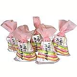 三輪のあめちまき 5袋入り 〔18g×5×5〕 奈良県 焼菓子 表具店高梧堂