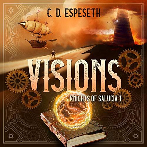 Page de couverture de Visions