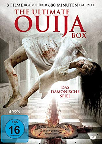 The Ultimate Ouija Box [4 DVDs]