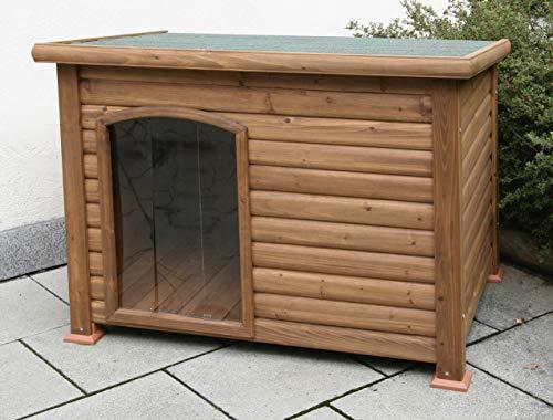 Kerbl Hundehütte mit Terrasse, 113 x 127 x 83 cm - 3