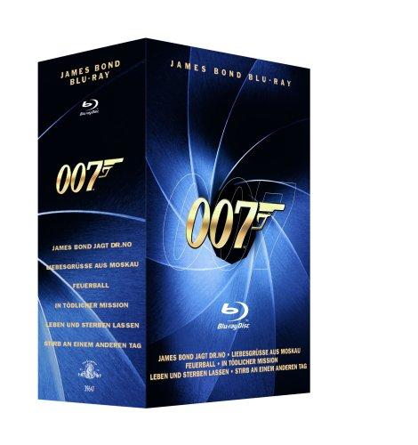 James Bond - Box Vol. 1+2 [Blu-ray]
