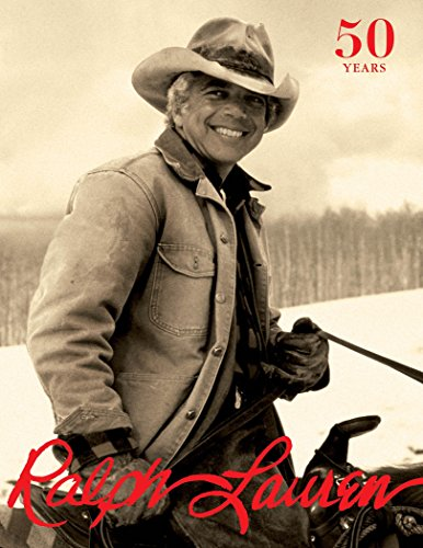 Ralph Lauren: Revised and Expanded Anniversary Edition: 50 years