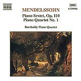Mendelssohn Klavierquartett 1 Bartholdy - Bartholdy Klavierquartett