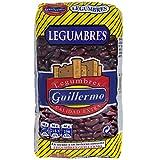 Guillermo Alubia Morada Larga Legumbres Calidad Extra Judías 1Kg 1000 g