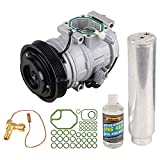 For Toyota Sienna 1998-2003 AC Compressor w/A/C Repair Kit - BuyAutoParts 60-80269RK New