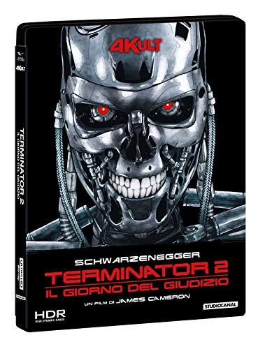 """Terminator 2 - Il Giorno Del Giudizio """"4Kult"""" (2 Blu Ray)"""