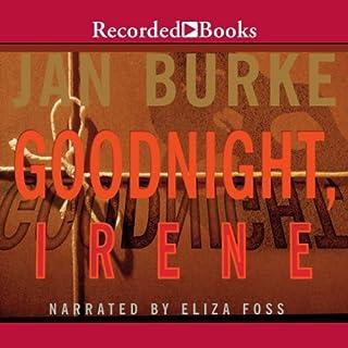 Goodnight, Irene audiobook cover art