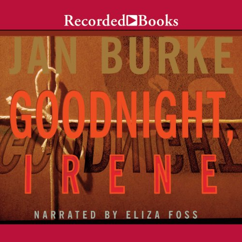 Goodnight, Irene audiobook cover art