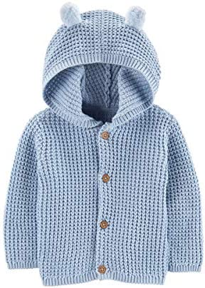 Carter s Hooded Cardigan Blue 9M product image