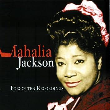 The Forgotten Recordings