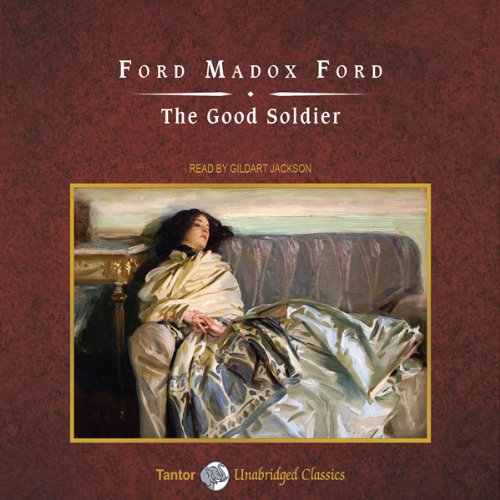 Couverture de The Good Soldier