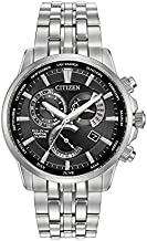 Citizen Men's Eco-Drive Perpetual Calendar Watch with Month/Day/Date, BL8140-55E