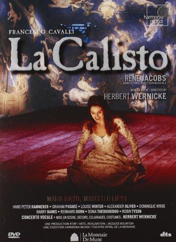 Francesco Cavalli - La Calisto [2 DVDs]