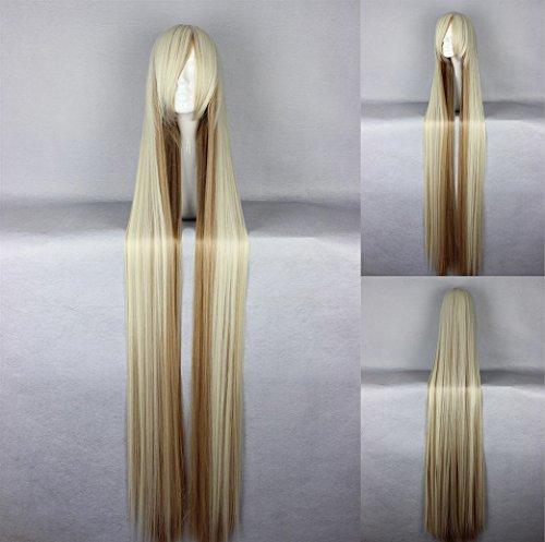 Ladieshair Cosplay Perücke Chobits - Chii blond 150cm