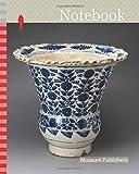 Notebook: Urn, 1675/1700, Talavera poblana, Puebla, Mexico, Puebla, Tin-glazed earthenware