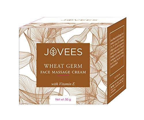 Jovees germe de blé avec la vitamine E Crème de Massage Visage (50g)