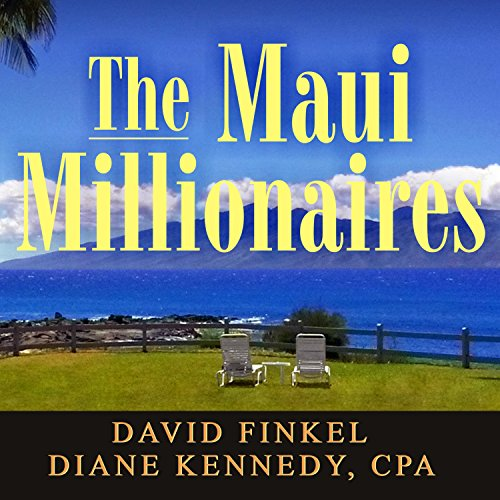 The Maui Millionaires audiobook cover art