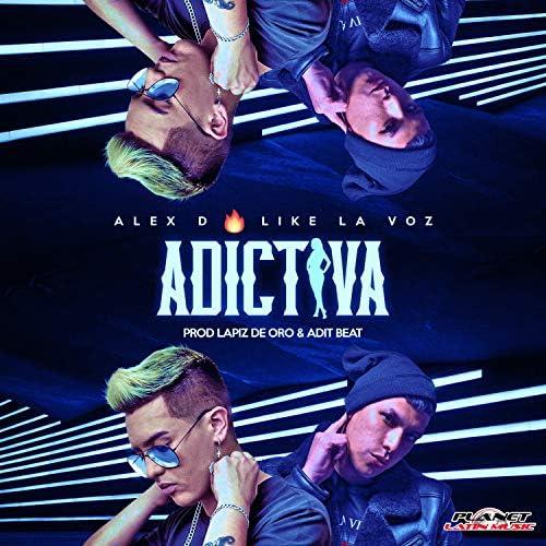 Alex D & Like La Voz